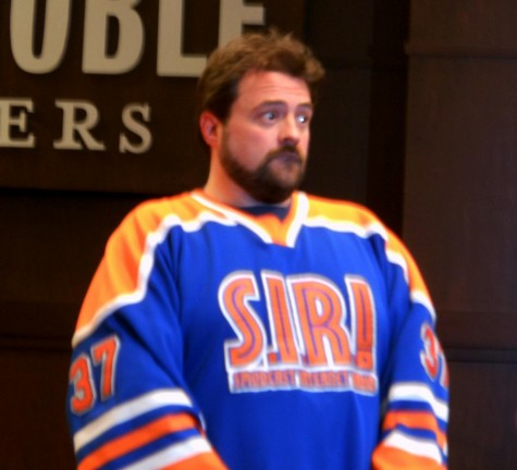 Kevin Smith's new book 'Tough Sh*t'