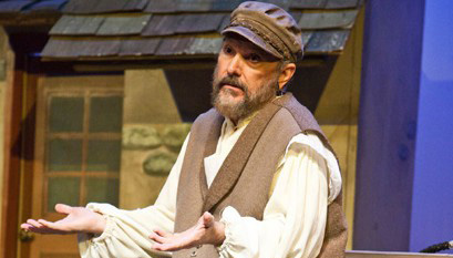 'Fiddler on the Roof' is atop the WCT