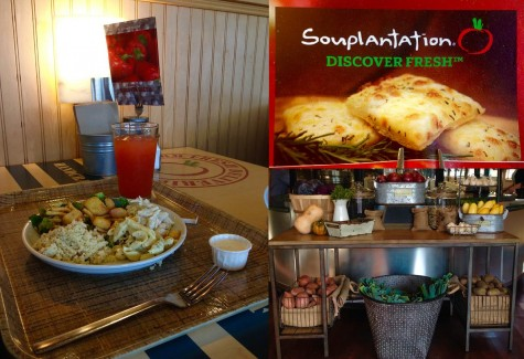 Souplantation: a start to healthy restaurant dining