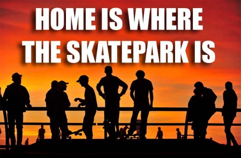 A Skateboarder's Home Away From 'Home'