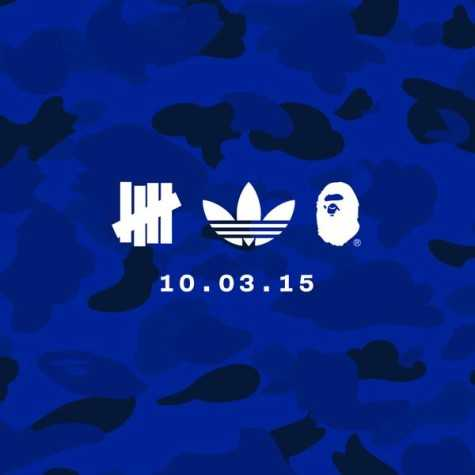 Adidas, Bape, and Undefeated slated to release collaboration