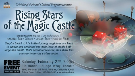 Preview: 'Rising Stars of the Magic Castle'