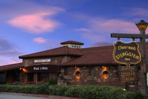 Go old-school for dinner at Clearman's Steak 'n Stein