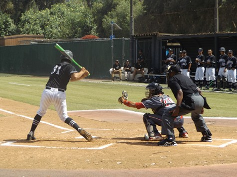 Baseball team take two out of three from Chaffey