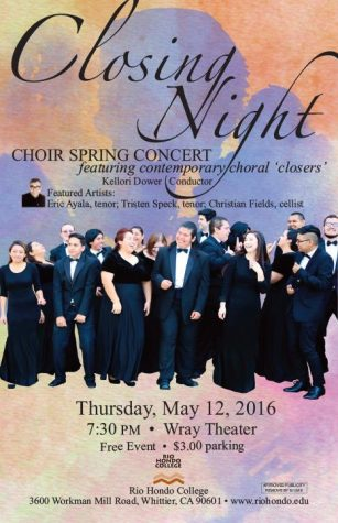 Preview: 'Closing Night' Choir Spring Concert