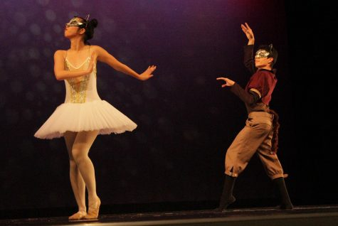'A Night Of Colors' Dance Performance Astounds Audience