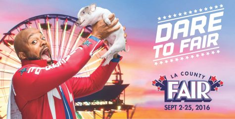 Free Admission to L.A. County Fair for Rio Hondo Students and Staff