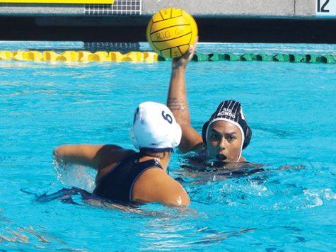 RHC Women's Water Polo suffer defeat in opening conference vs. Cerritos
