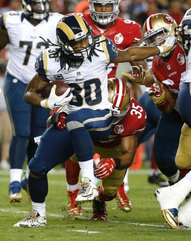 Rams less than stellar in first game since returning to Los Angeles