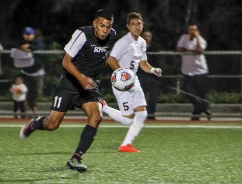 RHC men's soccer team remain undefeated in South Coast Conference