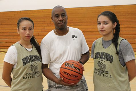 RHC women's basketball team competes at Santa Ana College Fall showcase