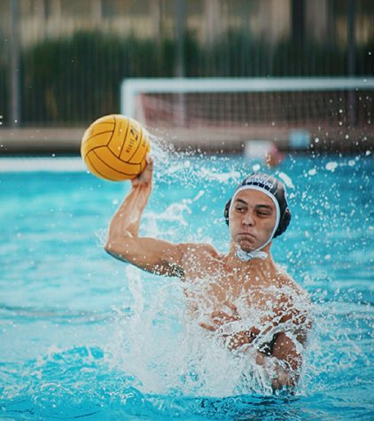 RHC men's water polo team get first win
