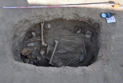 Archaeologists Discover Cannabis use in Ancient Sacrament