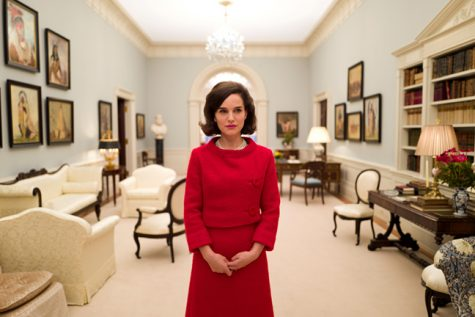 'Jackie' is a meditation on death and legacy