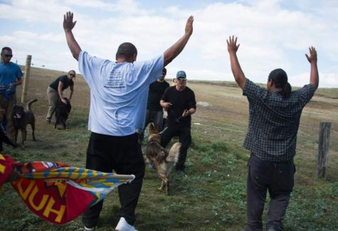 Protests at Dakota Pipeline Lead to Arrests
