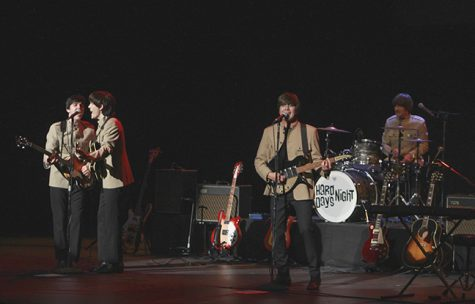 'Hard Day's Night' performance in the Wray Theater