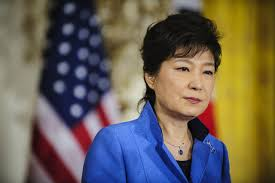 Park Geun-hye was formally removed from office due to a corruption scandal.