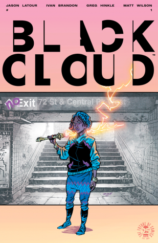 Running From a World of Dreams: Black Cloud #1 Review