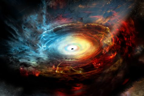 Event Horizon Telescope captures photographs of supermassive black hole