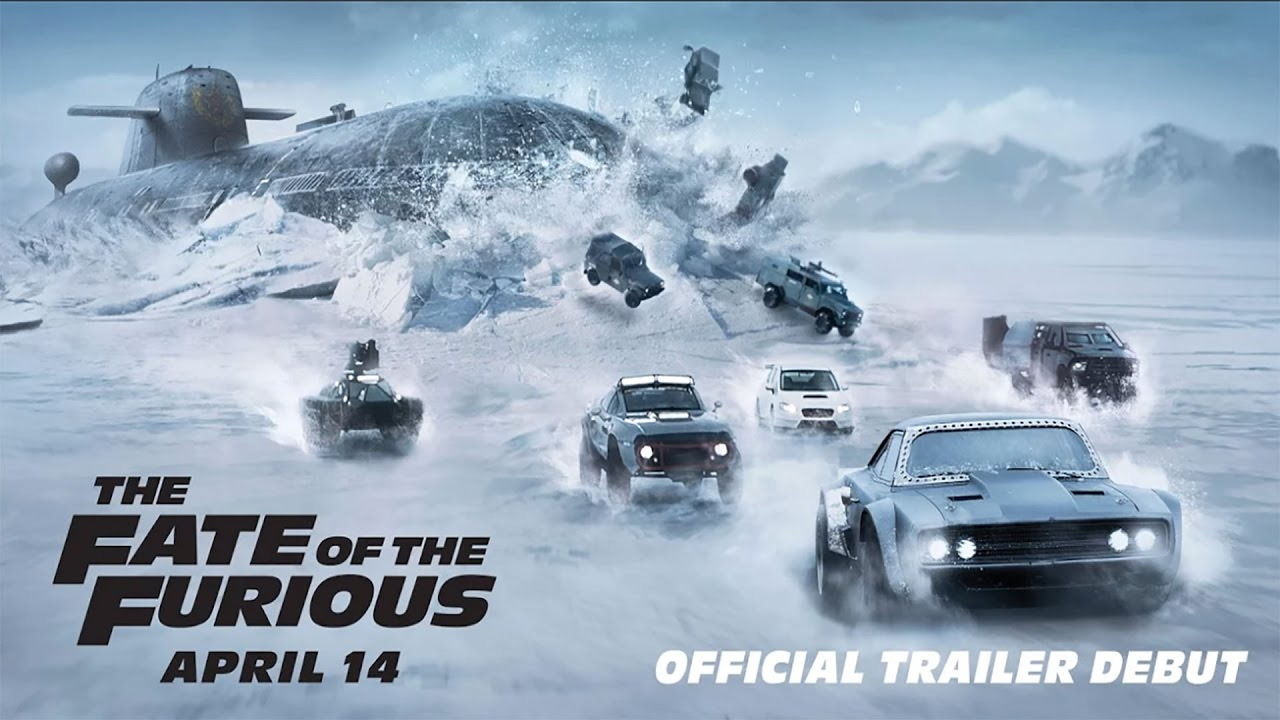 The Fate of the Furious debuted in theaters April 14.