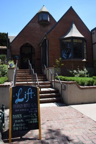 Lift Coffee Roasters: Lifts spirits and Roasts Hunger