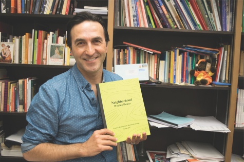 Faculty Spotlight: Sergio Cabral