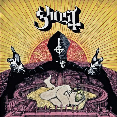 Ghost challenges preconceived notions of Heavy Metal