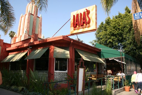 LaLa's Argentine Grill offers variety of cuisines