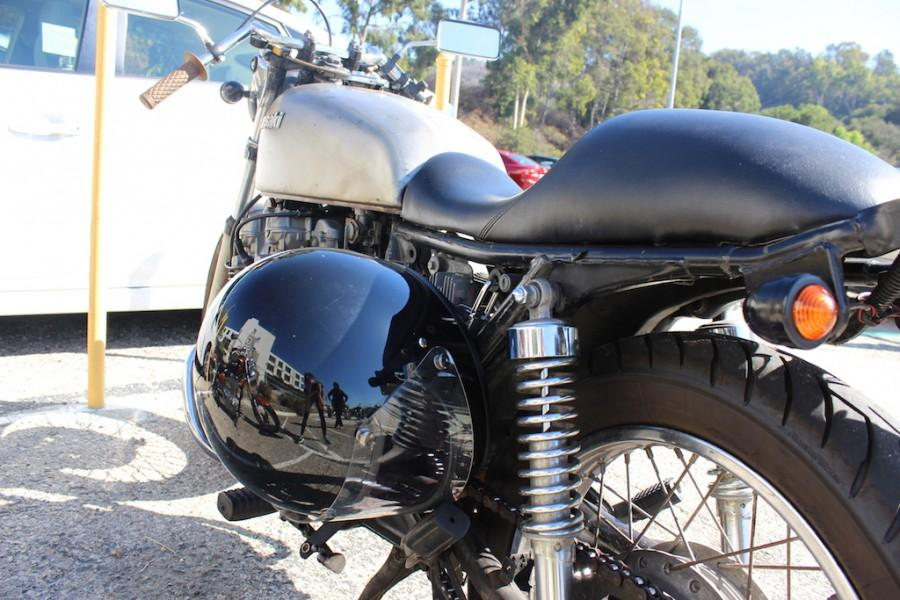 Motorcycle of the Issue: Late 1970s Kawasaki KZ650 Café Racer