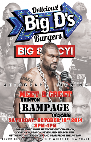 Discover Whittier: Big D's Burgers