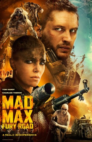 """Mad Max: Fury Road"" loaded with steampunk revolution"