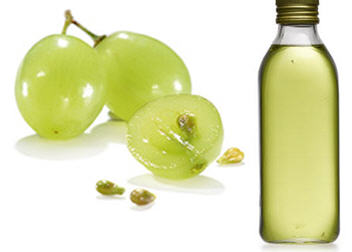 Grape Seed Oil? Oily Face? What?!