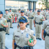 Police Academy Students Graduate