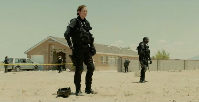 Sicario Immerses Viewers into the War on Drugs