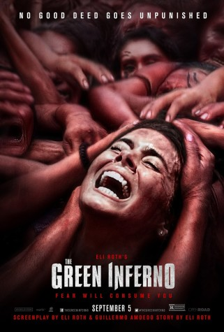 The 'Green Inferno' is a mediocre film plagued by financial issues