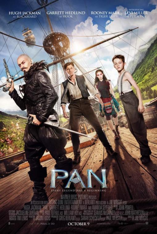 Pan: You need to see it to believe it – Not in a good way