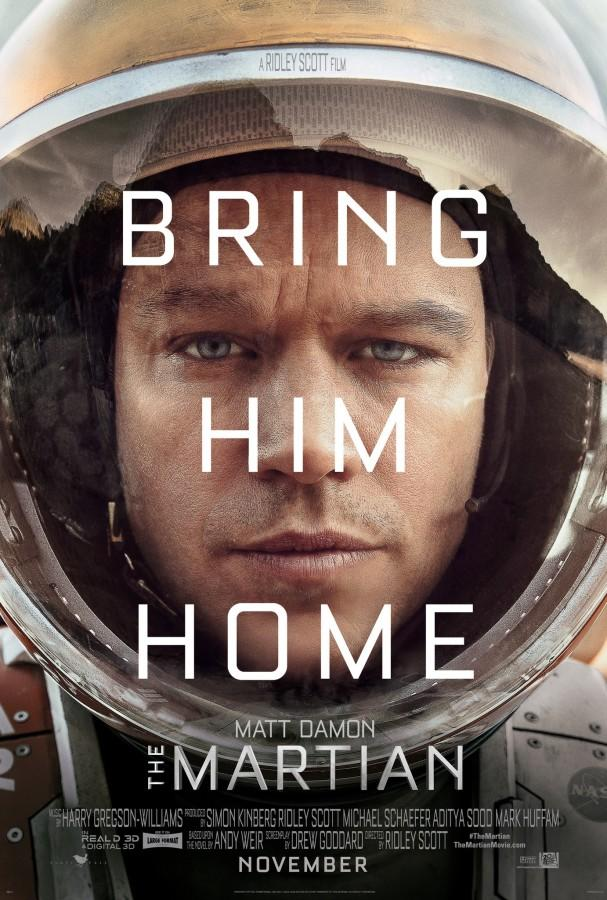 'The Martian' is optimistic as it is exciting