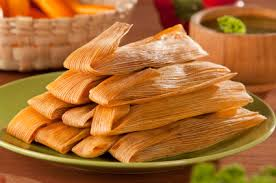 Tamales and Bunuelos For the Holidays