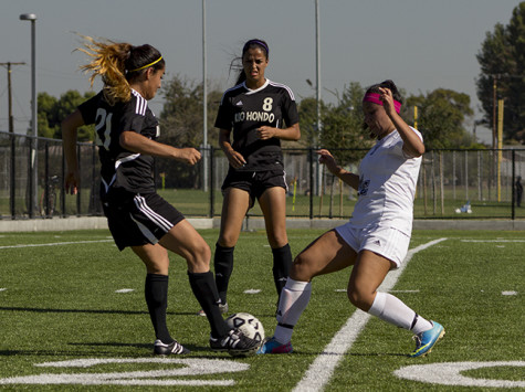 Rio Hondo Women's Soccer team is fighting until the end