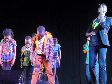 Watoto Children's Choir inspires many at Wray Theater