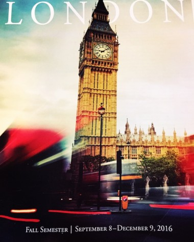 Students can now apply to study a semester in London