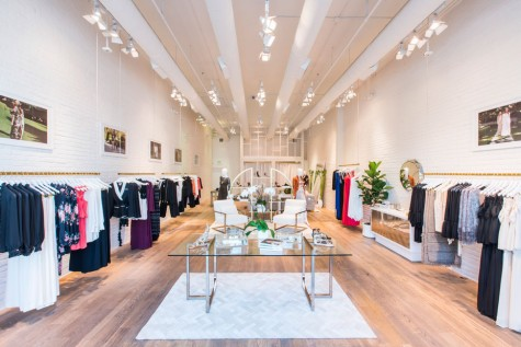 Rachel Zoe takes over The Grove in Los Angeles