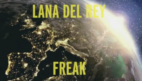 Lana Del Rey's new music video 'Freak' doesn't disappoint