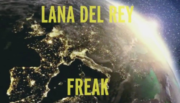 Lana+Del+Rey%27s+new+music+video+%27Freak%27+doesn%27t+disappoint