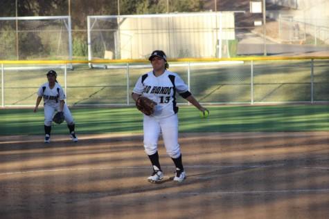 Softball team remains positive while aiming for progress