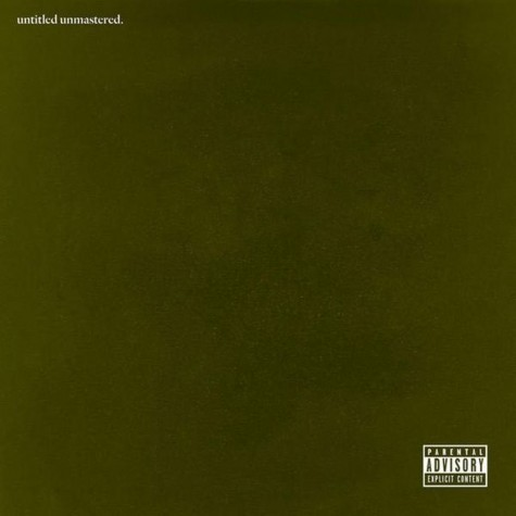 Kendrick Lamar releases 'untitled unmastered.', a collection of demos