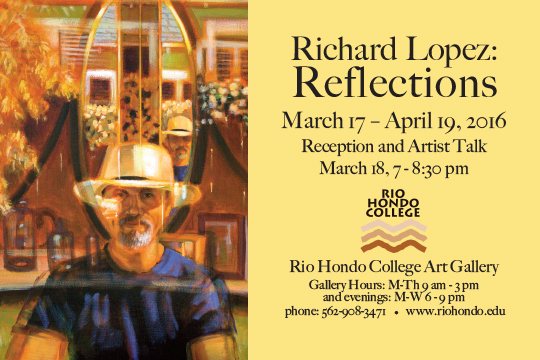 Preview: Richard Lopez 'Reflections'