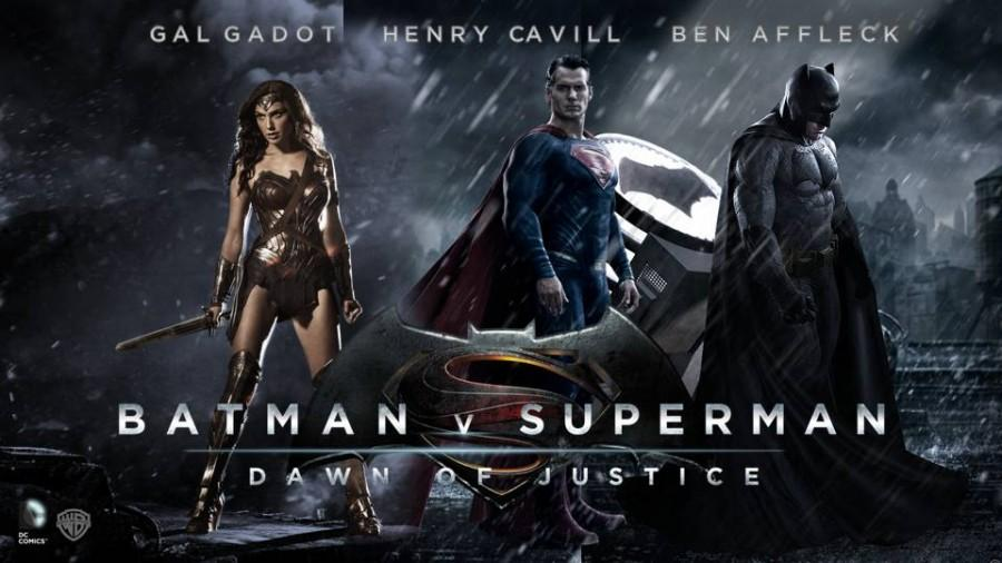 The+%22Batman+v+Superman%3A+Dawn+of+Justice%22+movie+poster+