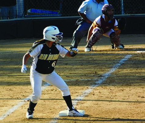 Softball team redeems Fullerton loss by winning Victor Valley 12-2