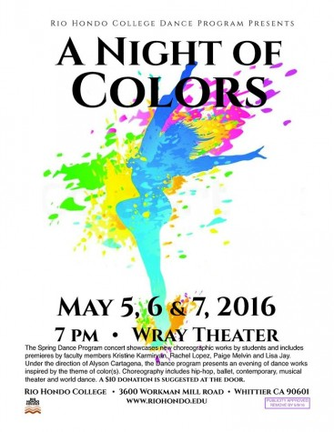 Preview: 'A Night of Colors'